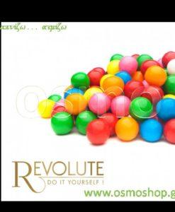 DIY-diy REVOLUTE-chewing-gum