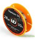 TITANIUM by UD 28ga