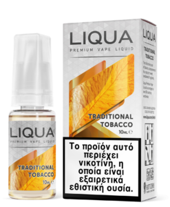 LIQUA_-_Traditional_Tobacco_10ml_TPD_greece_thessaloniki_osmo_tsimiski_ecig_vape